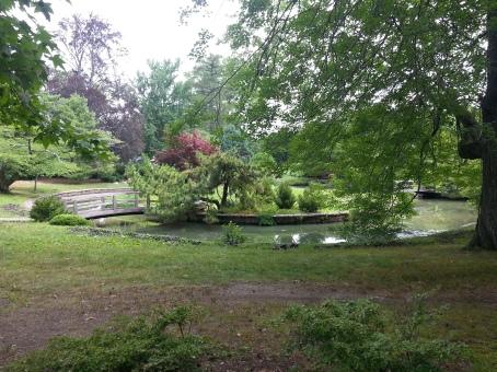 Japanese Garden in Rhode Island