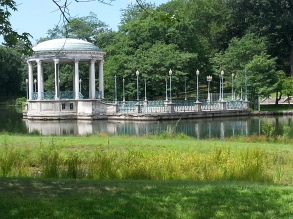 Roger Williams Park in Rhode Island