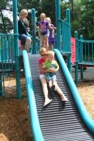 Playground in Rhode Island