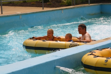 Ride at Water Country