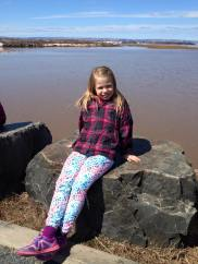 Ella on the Wolfville waterfront