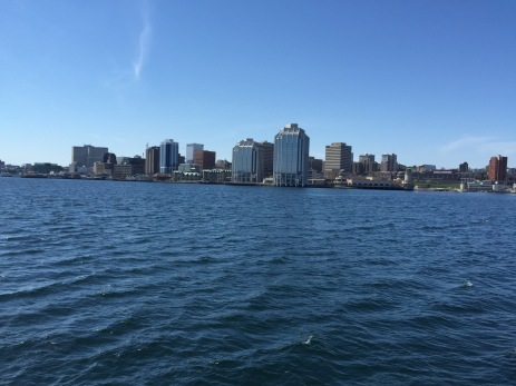 Across Halifax Harbour