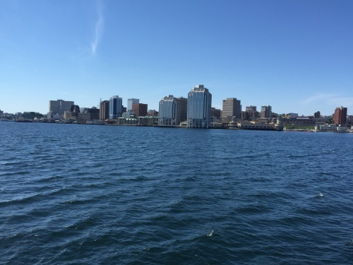 Across Halifax Harbour