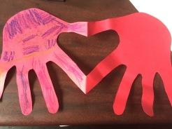 Hand Heart by Noah