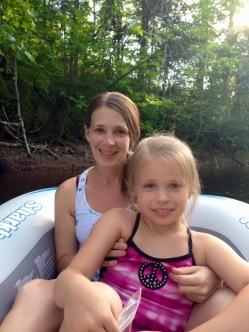 Jen and Ella
