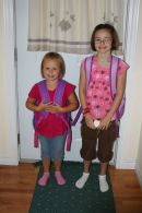 First Day of School 2009