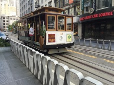 Trolly car
