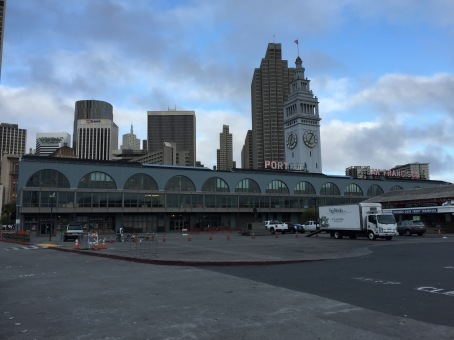 Port of San Franciso Bay Ferry Building