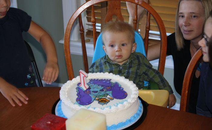 Happy Birthday Noah: A FlashTalk