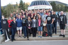 A bunch of the Canadians who work at Automattic