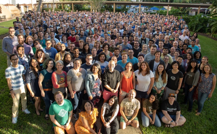 Four years at Automattic