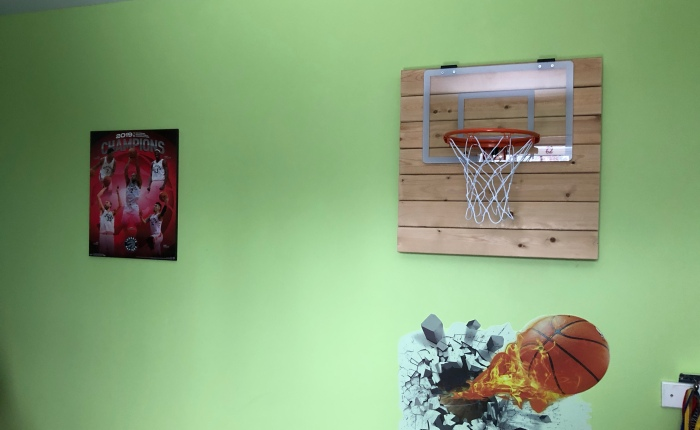 New Mini Basketball Hoop